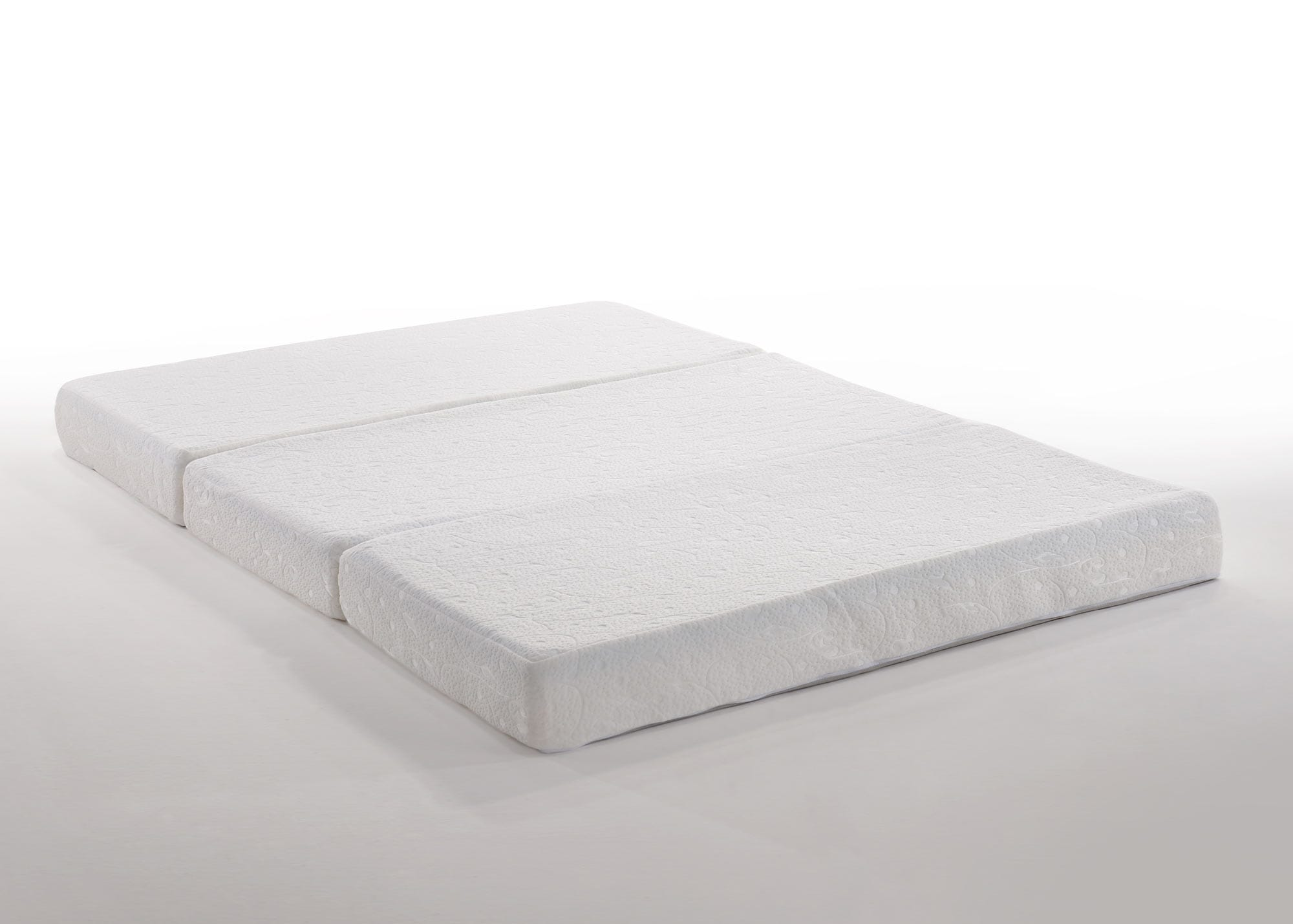 Tri Fold Gel Memory Foam Mattress