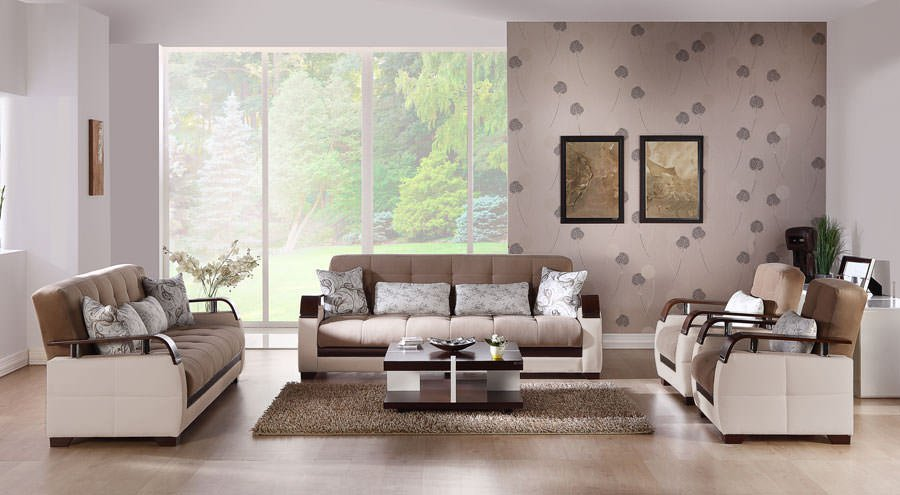 Superb Natural Naomi Light Brown Sofa Love Chair Set By Istikbal Furniture Caraccident5 Cool Chair Designs And Ideas Caraccident5Info