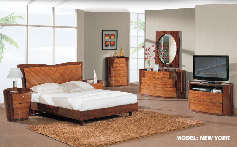 decor for small bedroom new york kokuten glossy bedroom set by global furniture 15089