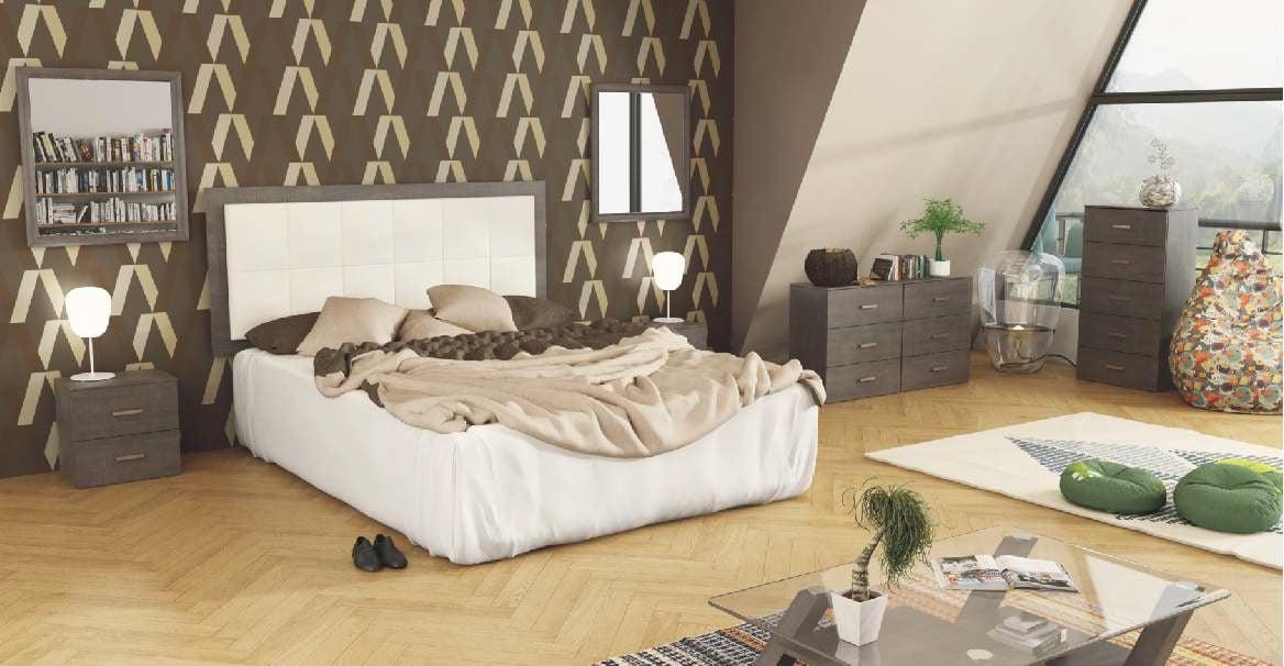 new york magreb eko 2 6pcs bedroom set by skyler designs