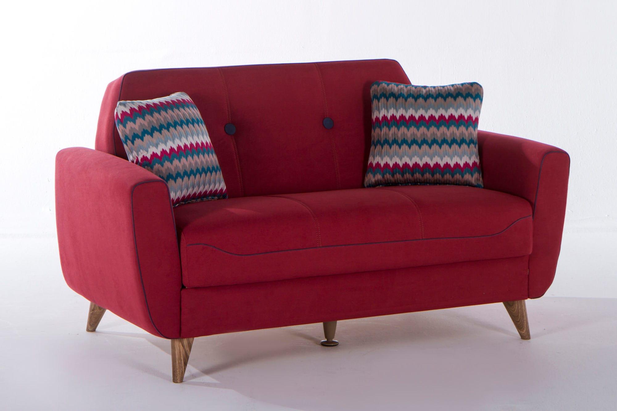 Excellent Nora Zigana Marsala Loveseat By Istikbal Furniture Uwap Interior Chair Design Uwaporg