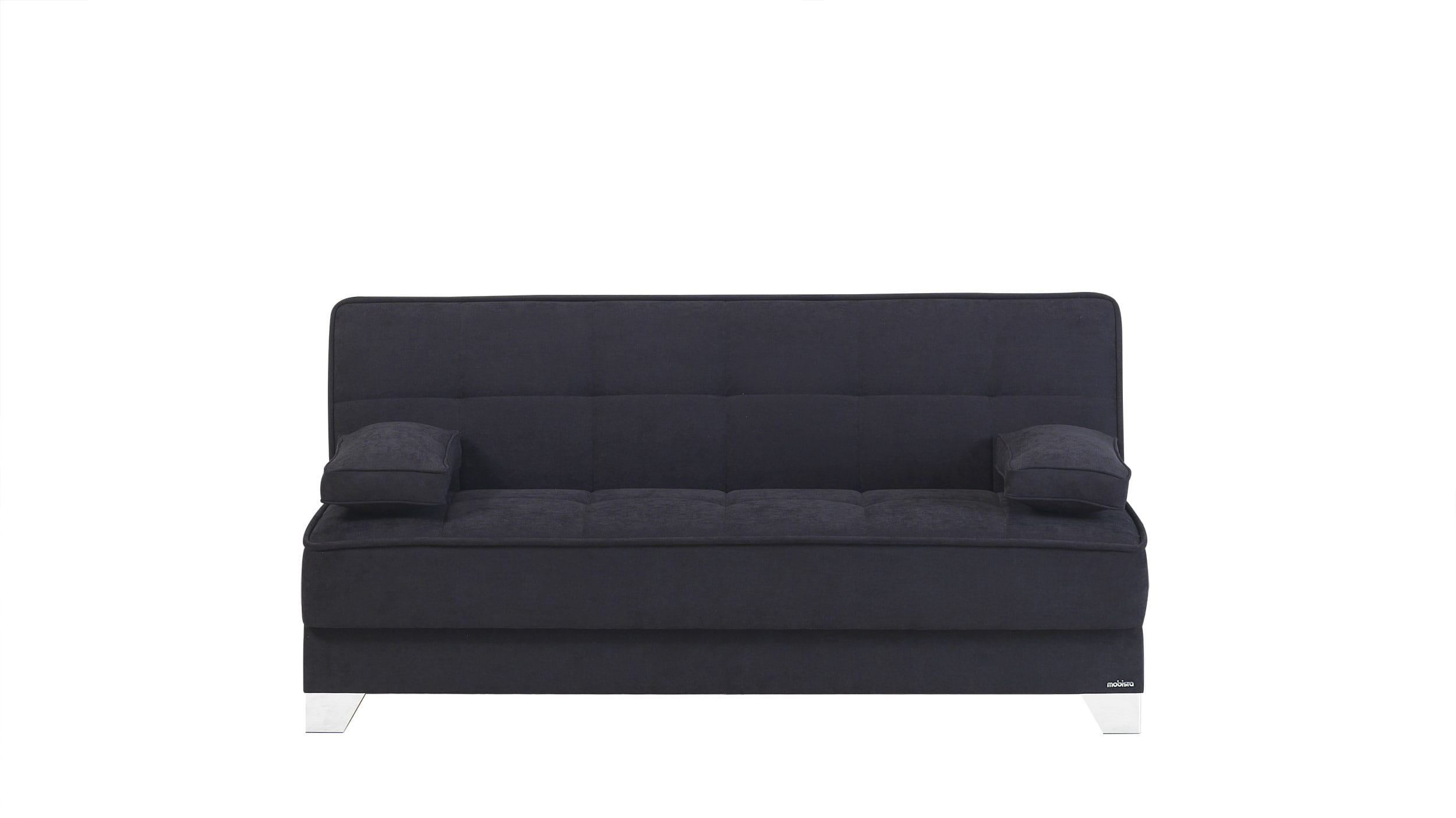 Nexo Carisma Black Sofa Bed By Mobista