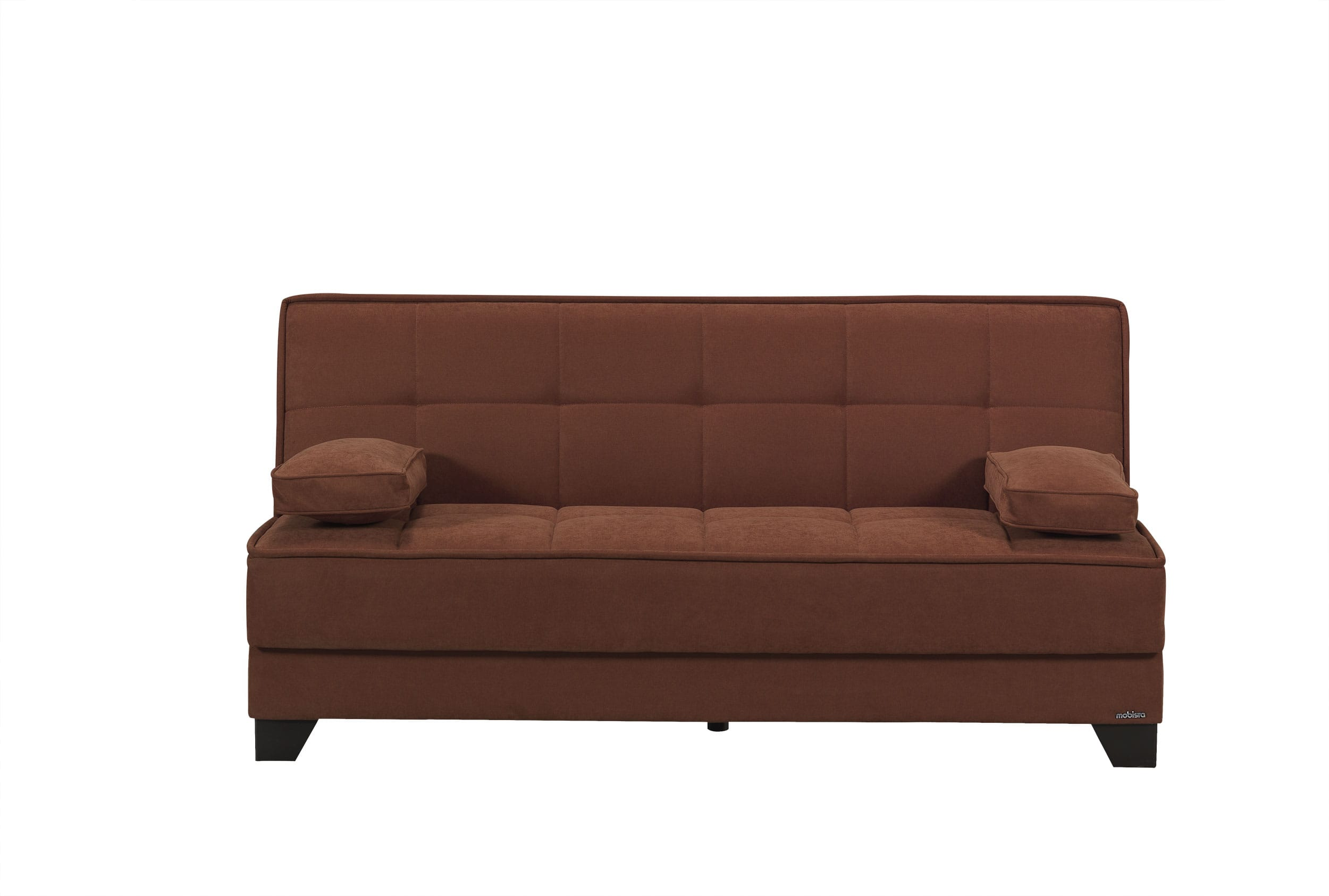 Nexo Carisma Terra Cotta Sofa Bed By Mobista