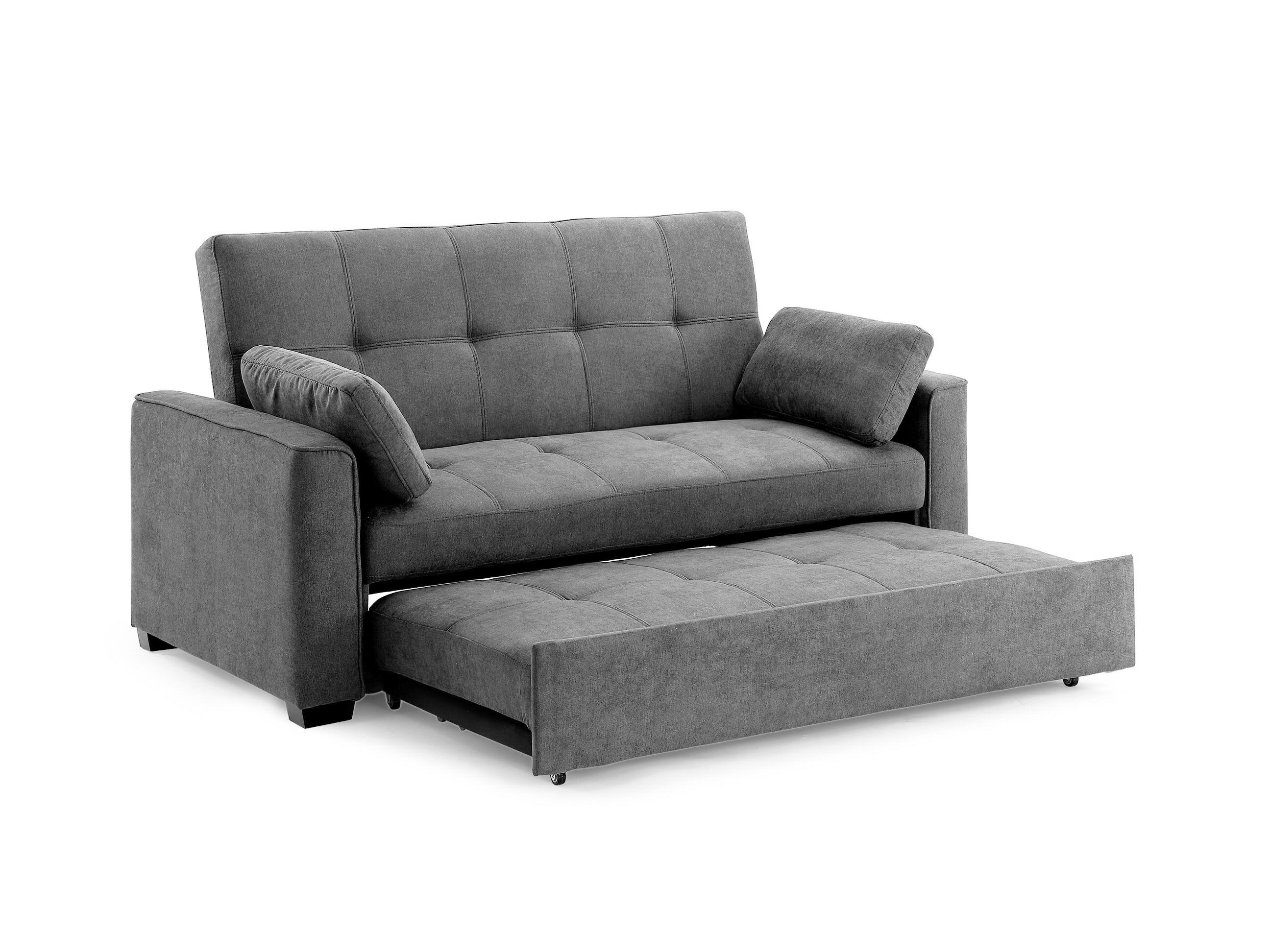century garden novogratz home loveseat product linen vintage strick mid futon overstock today shipping bolton free mix ellington