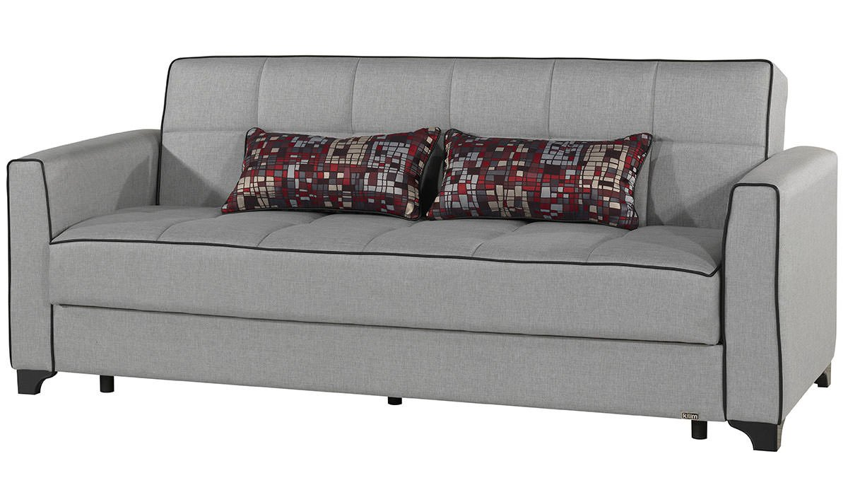 Nesta Grey Sofa Bed By Casamode
