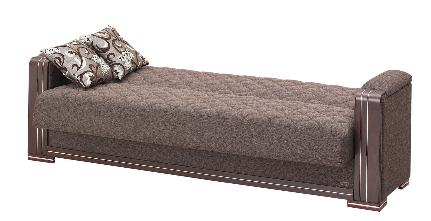 Oregon sofa bed by empire furniture usa for Divan furniture usa