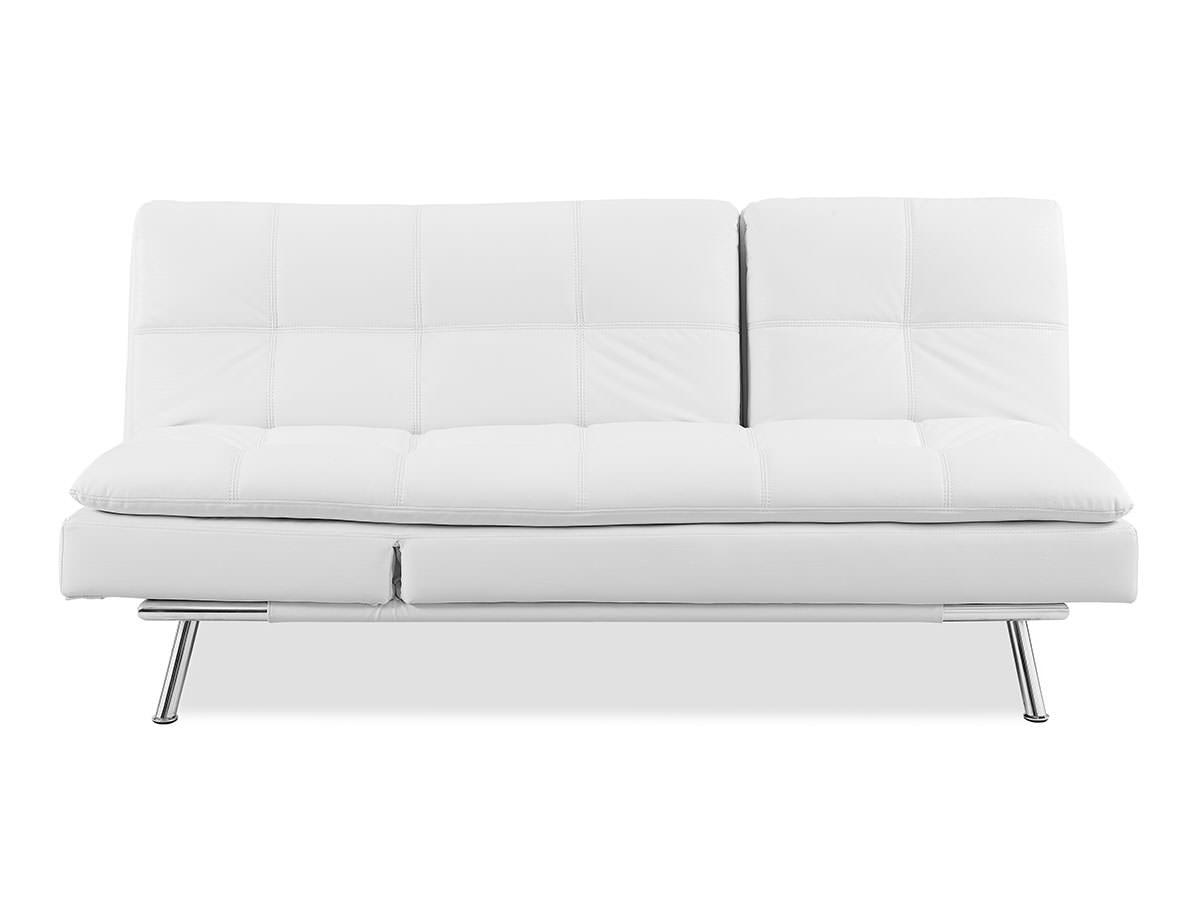 Phenomenal Palermo Convertible Sofa White By Serta Lifestyle Download Free Architecture Designs Itiscsunscenecom