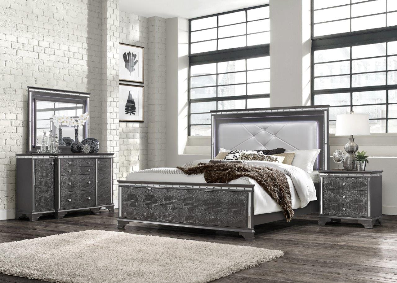 Penelope Bedroom Set By Global Furniture