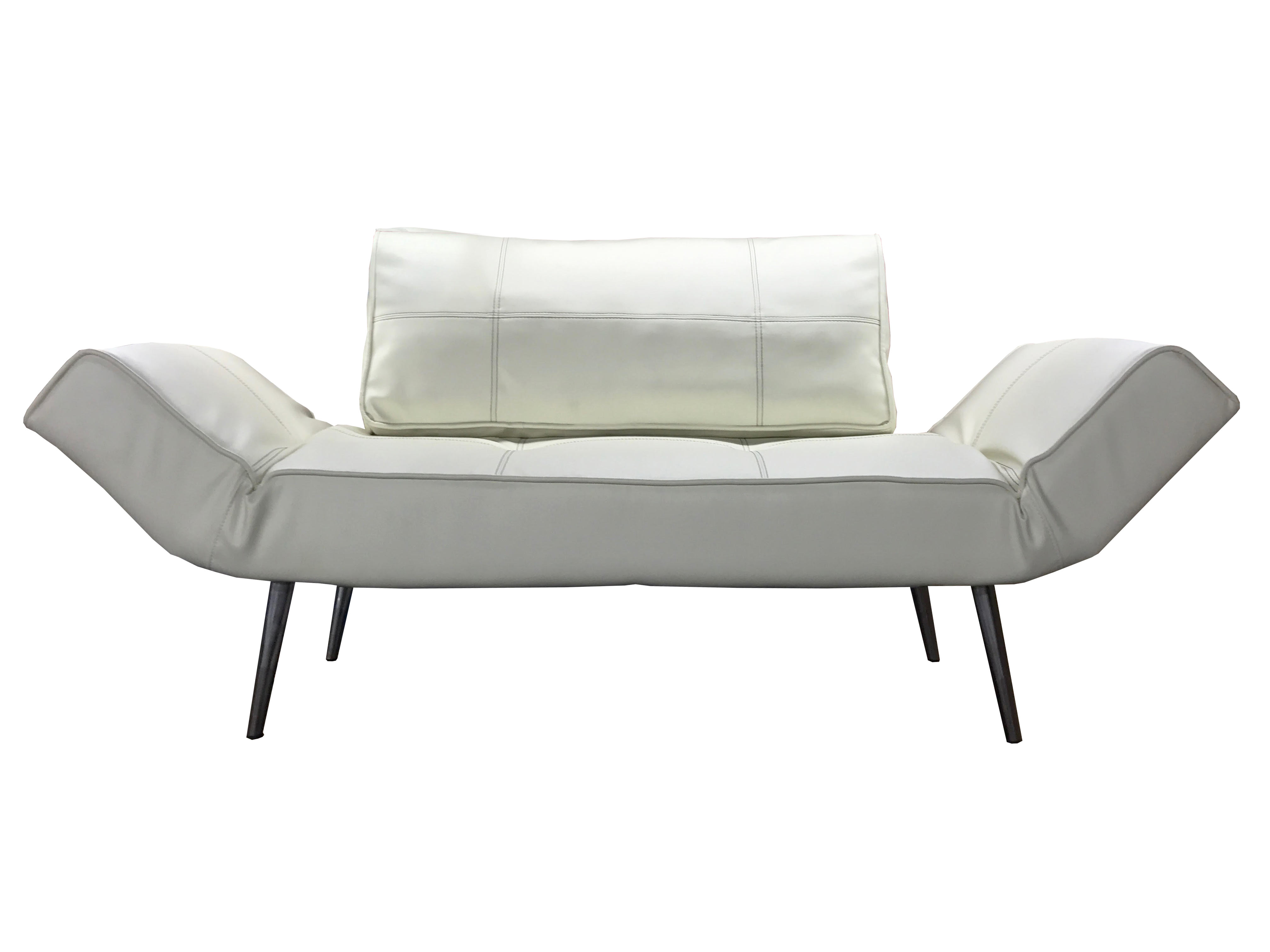 Surprising Corona Sofa Bed Off White By Prestige Furnishings Caraccident5 Cool Chair Designs And Ideas Caraccident5Info