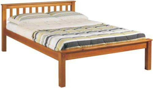 Alvin Mission Style Platform Bed