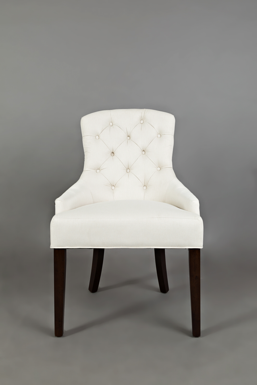 Pierce Easy Living Ivory Accent Chair By Jofran Furniture