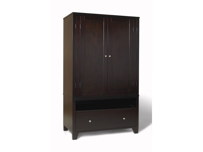 Tv armoire 500 series for Entertainment armoire