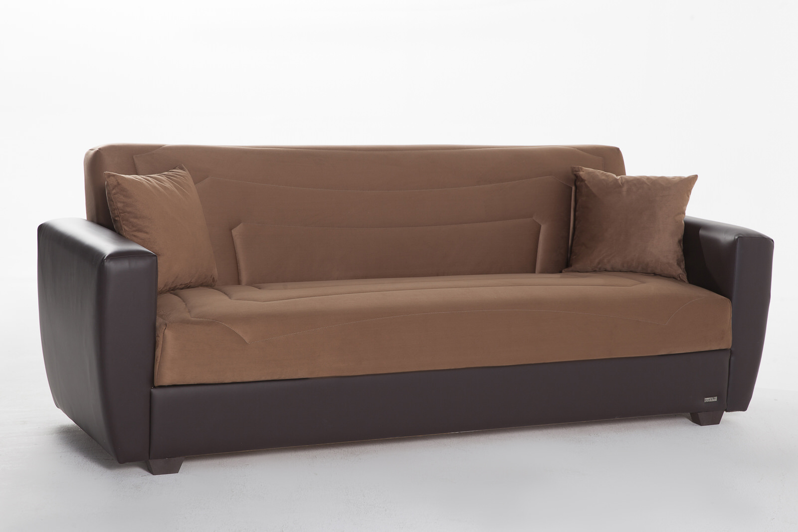 Power bed 28 images power rainbow brown convertible for King size convertible sofa bed
