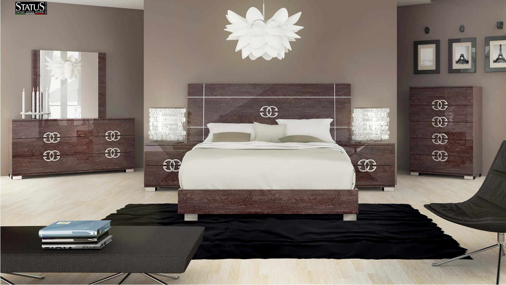 Prestige Classic Status Bedroom Set by ESF