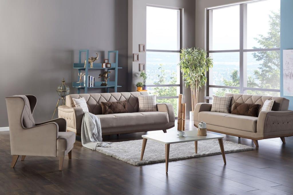 Phenomenal Paris Polo Vizon Sofa Love Chair Set By Istikbal Furniture Beatyapartments Chair Design Images Beatyapartmentscom