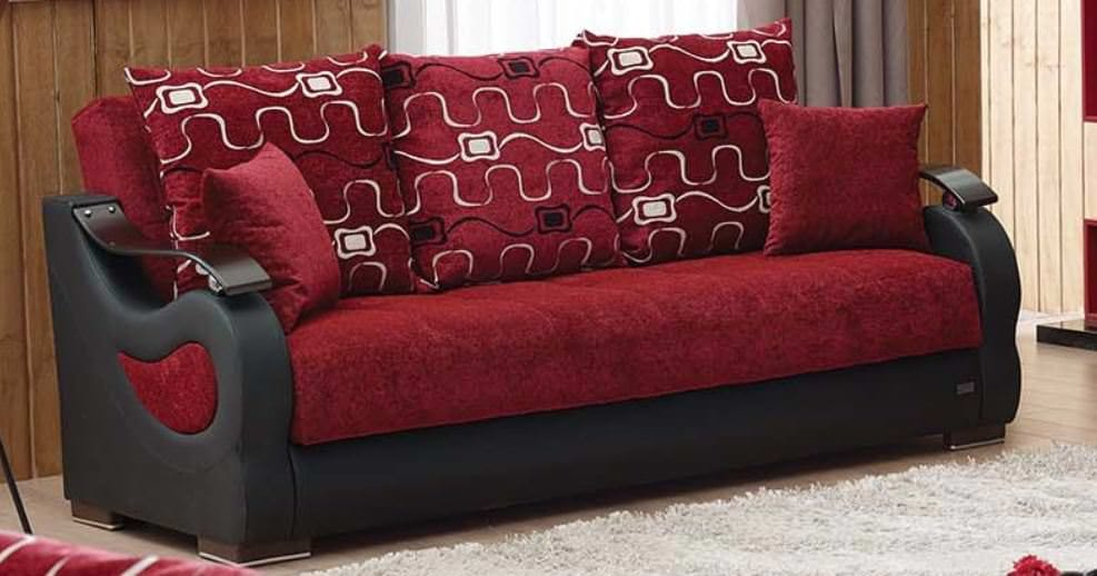 Pittsburgh Sofa Bed by Empire Furniture USA