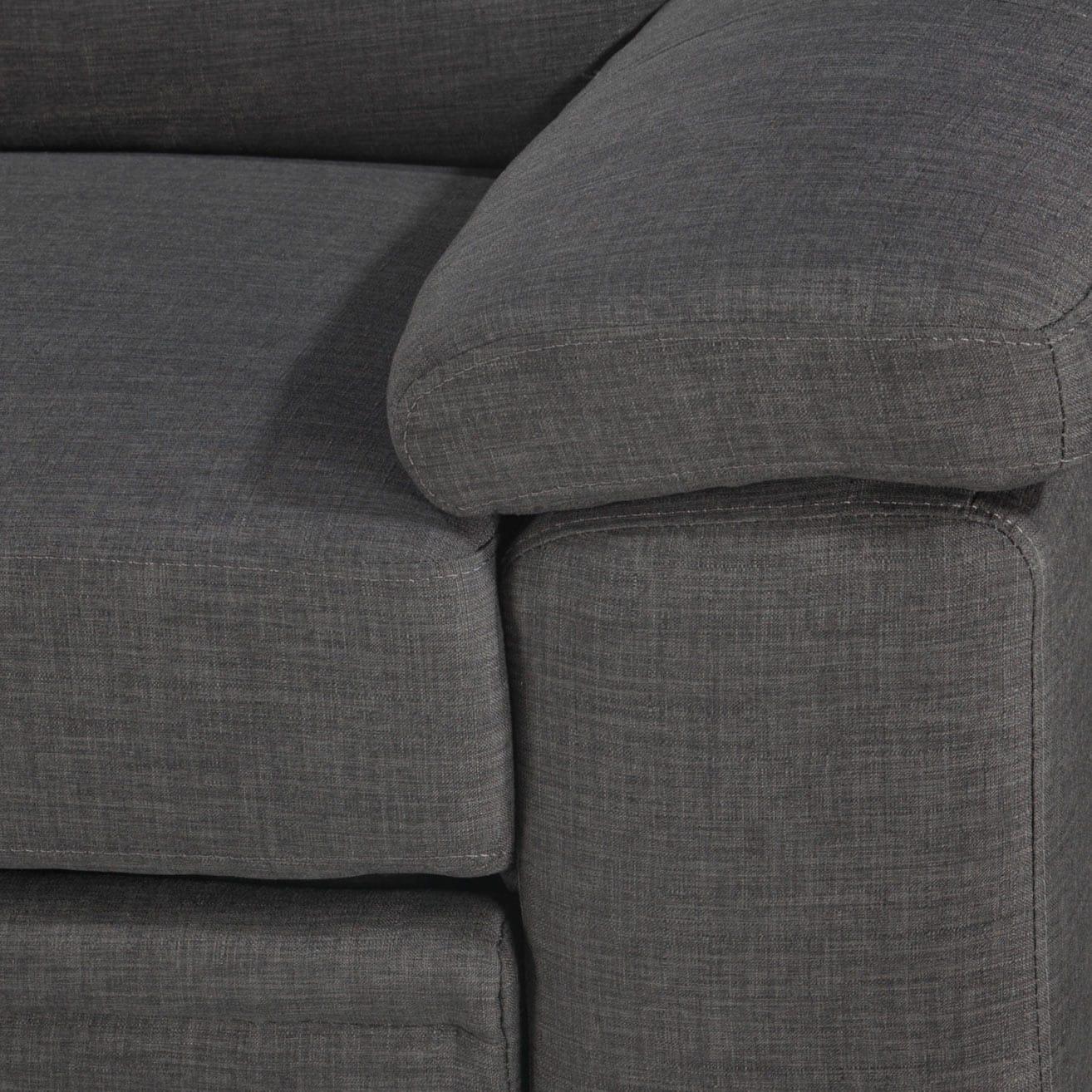 Fine Tessaro Sleeper Sectional Dark Gray By Primo Inzonedesignstudio Interior Chair Design Inzonedesignstudiocom