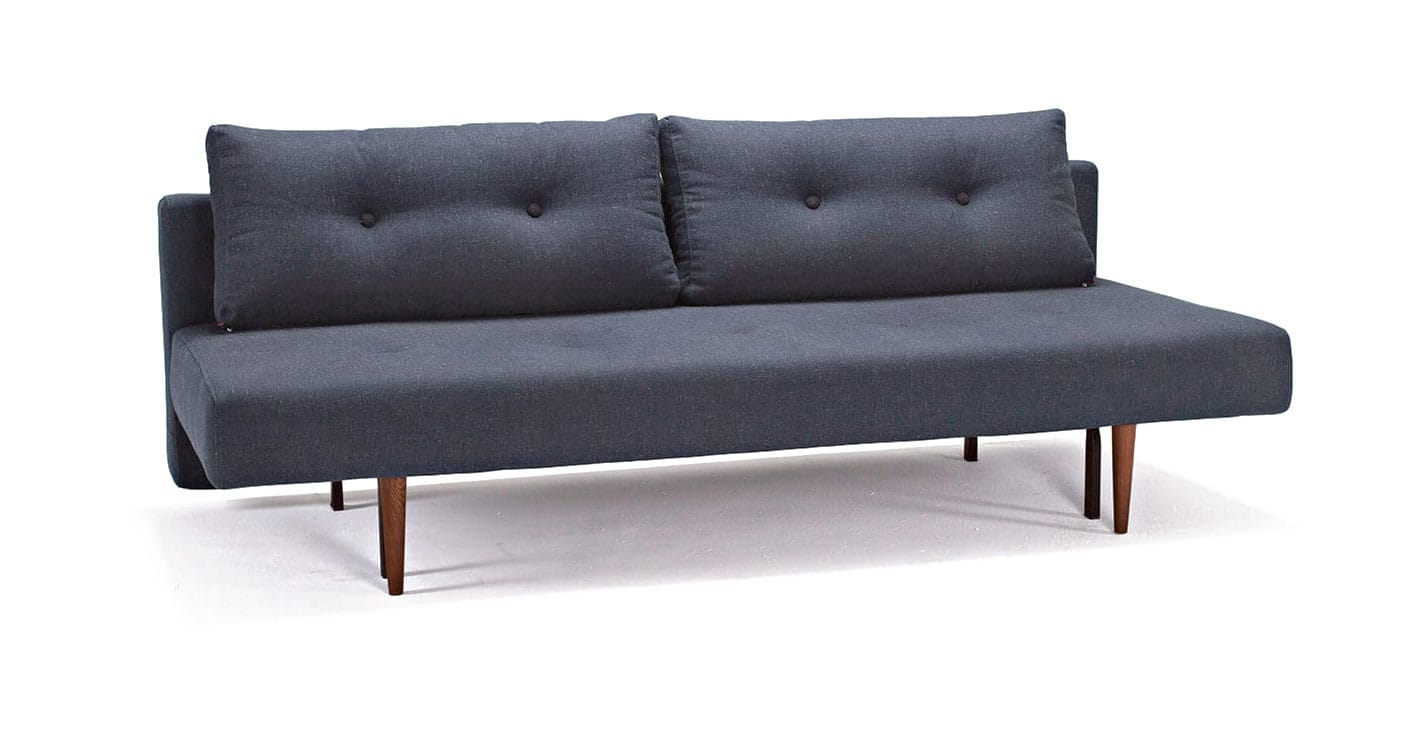 Sensational Recast Plus Sofa Bed Full Size Nist Blue By Innovation Download Free Architecture Designs Grimeyleaguecom