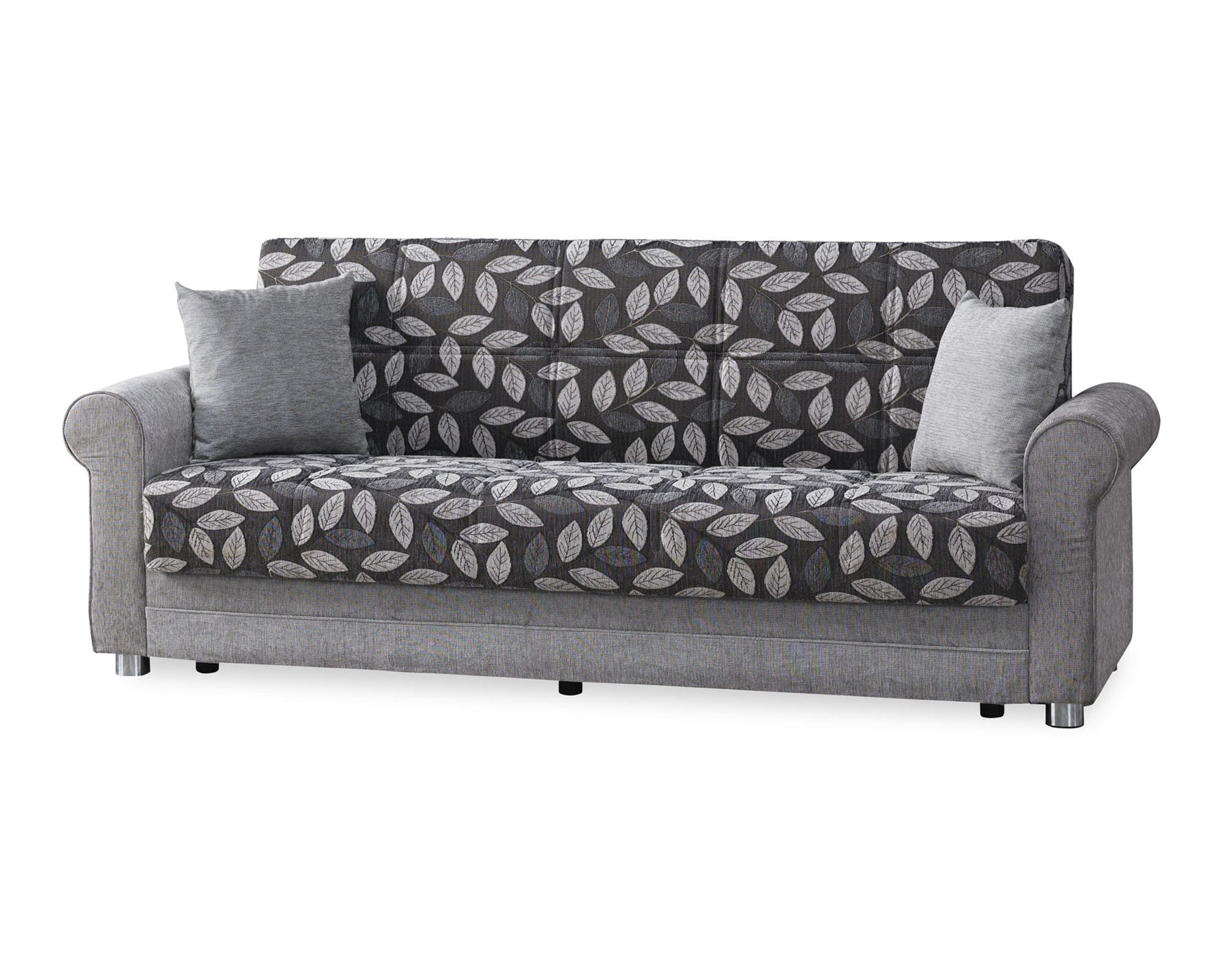 Rio Beige Convertible Sofa By Casamode