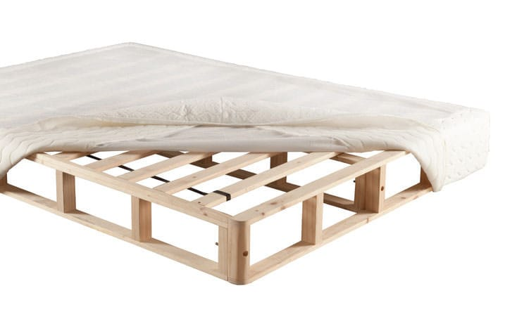 ready to assemble quilted box spring by atlantic furniture  rh   futonland