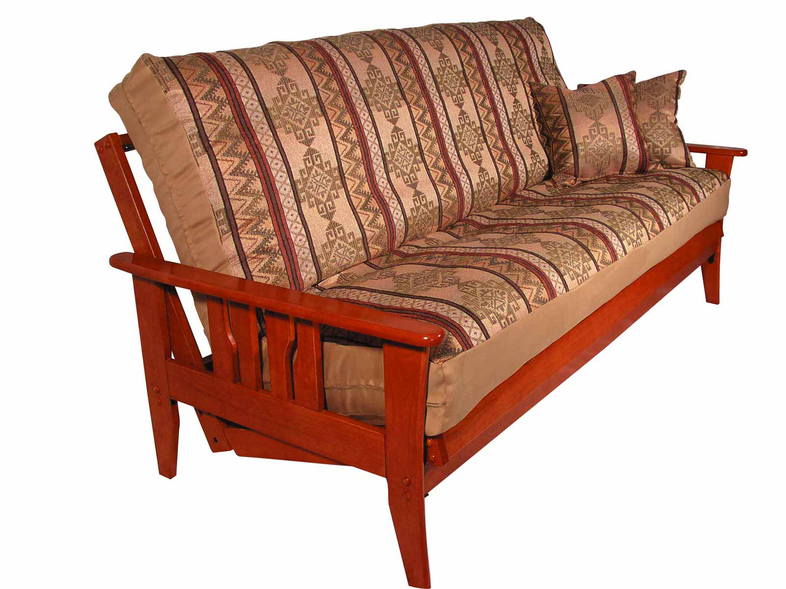 Strange Rina Full Size Natural Futon Set Unemploymentrelief Wooden Chair Designs For Living Room Unemploymentrelieforg