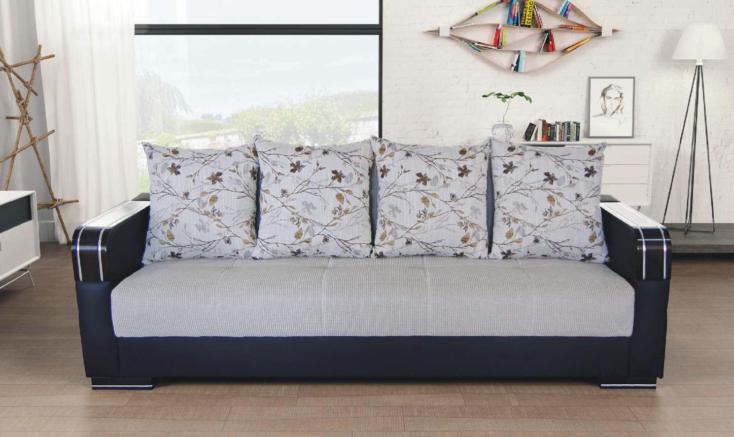 Sara Beige Sofa By Skyler Designs