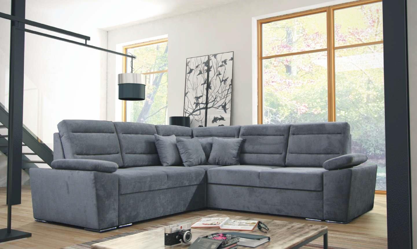 Savio gray sectional sofa by skyler designs for Sectional sofa names