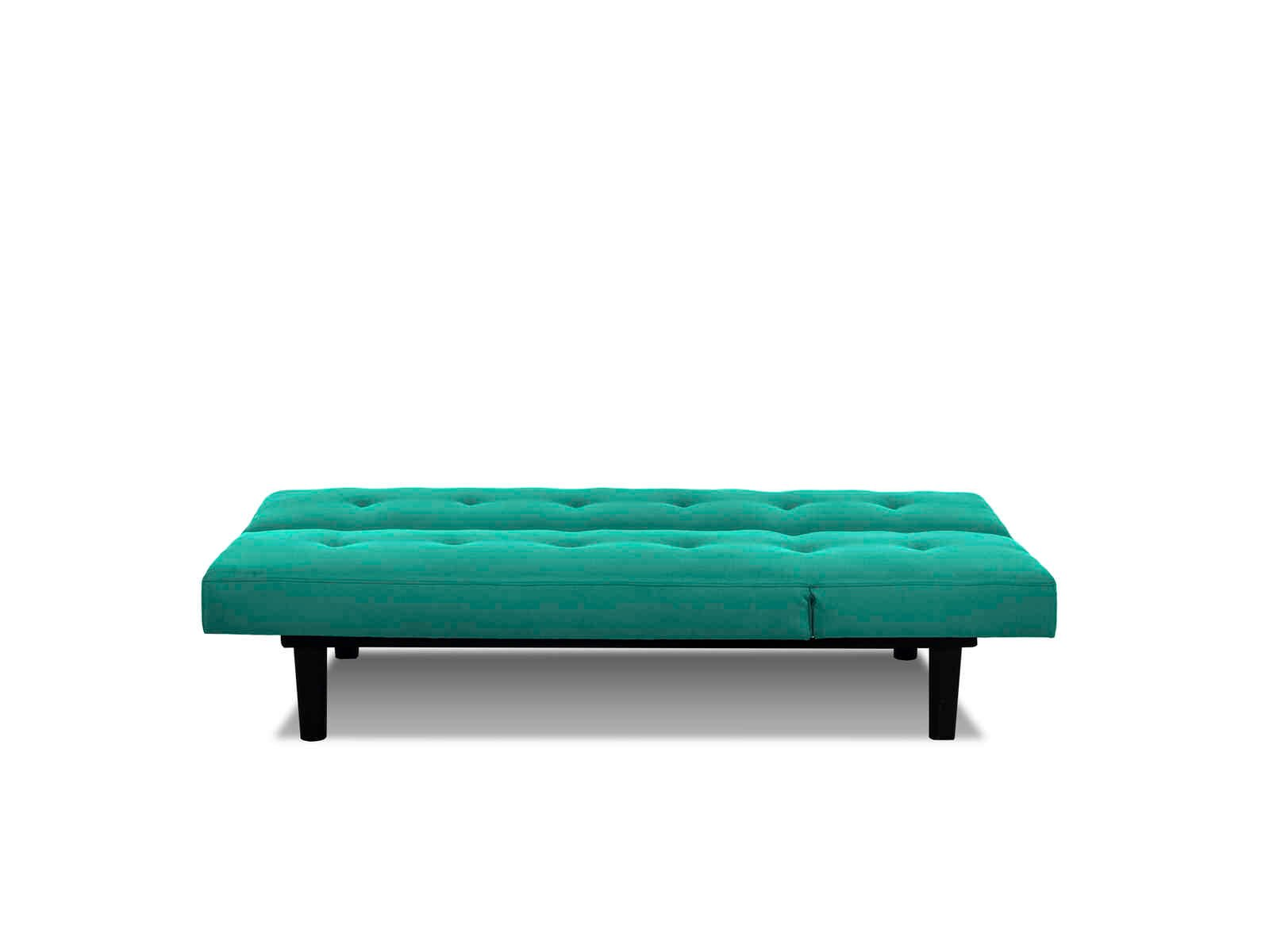 Mini Lounger Convertible Sofa Bed Teal By Serta Lifestyle