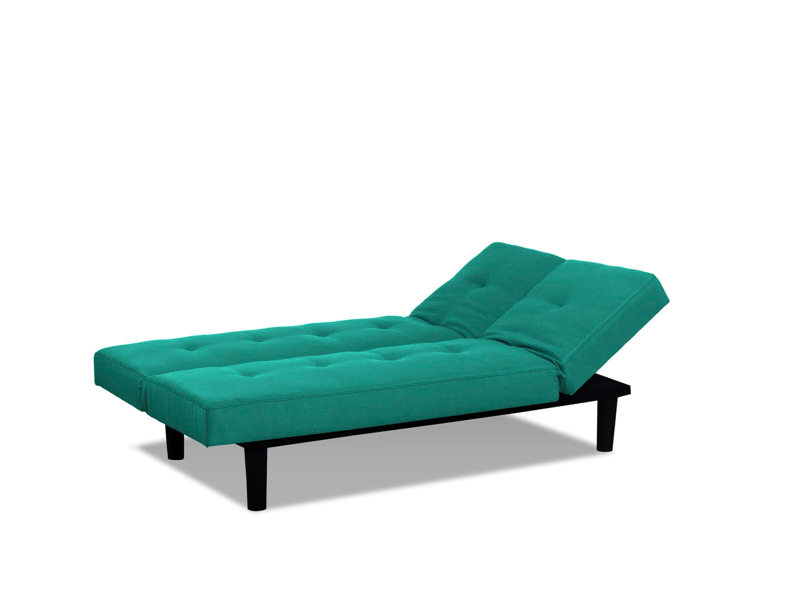 Outstanding Mini Lounger Convertible Sofa Bed Teal By Serta Lifestyle Alphanode Cool Chair Designs And Ideas Alphanodeonline