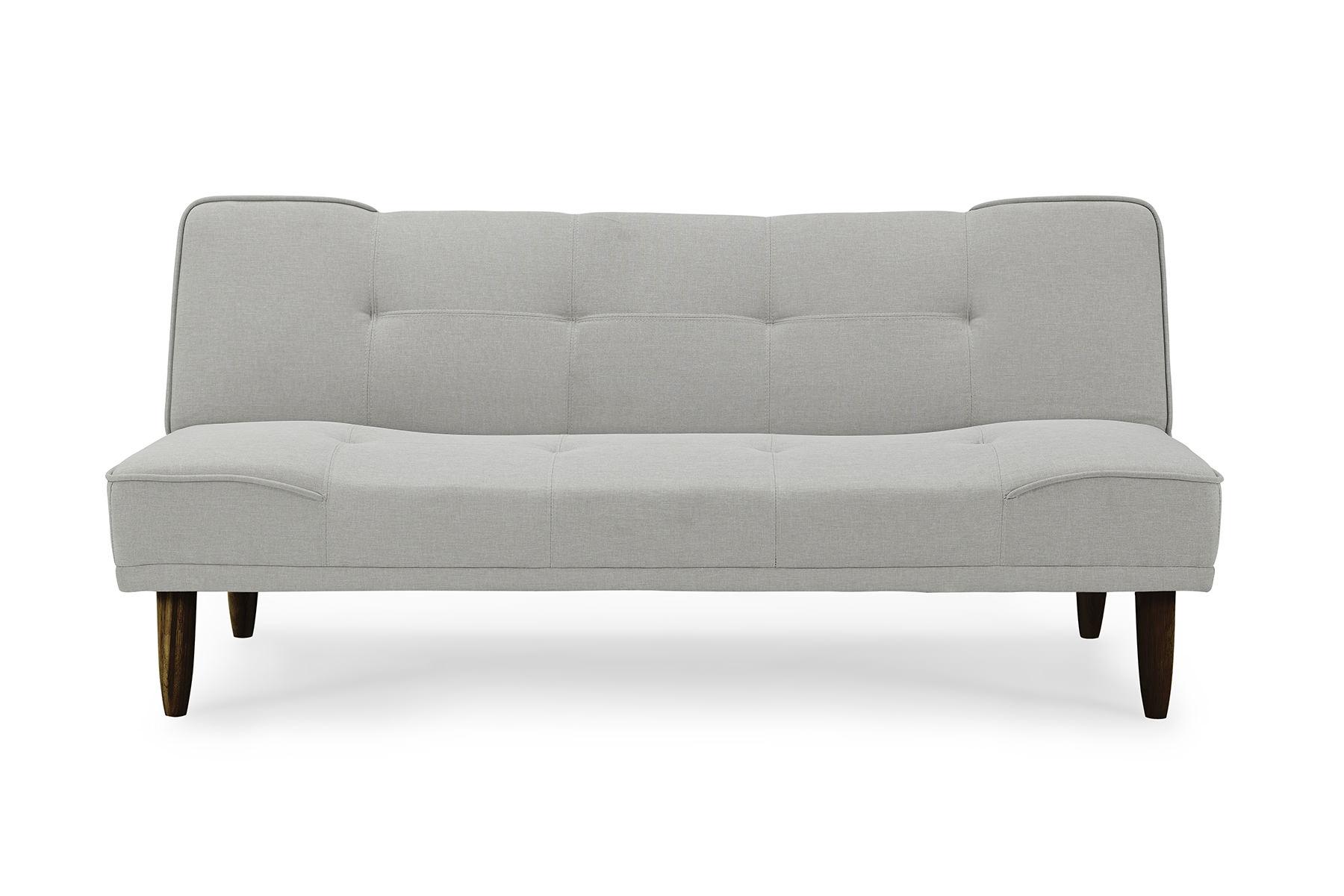Miami Eavenly Steel Splitback Sofa