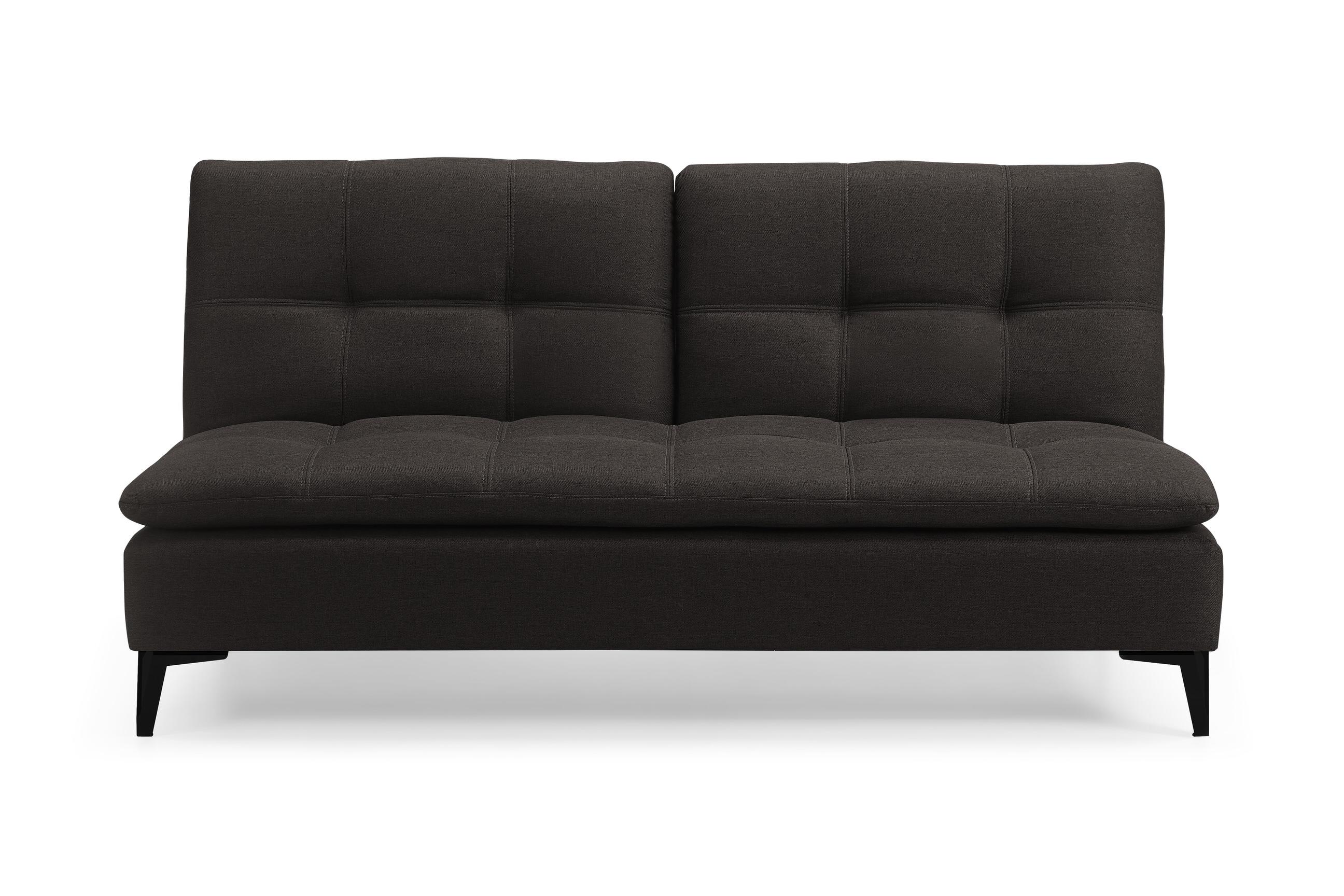 Cozy Granite Splitback Sofa Convertible
