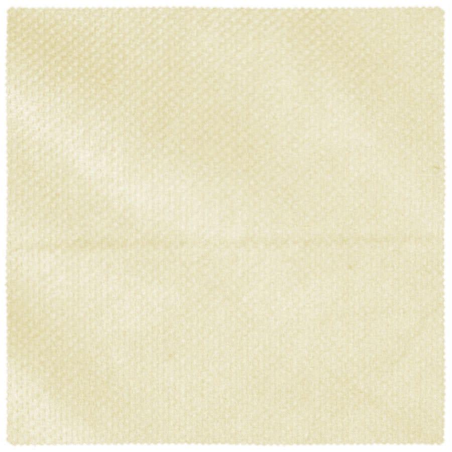 Samantha Solid Cream Chenille Futon Cover By Prestige