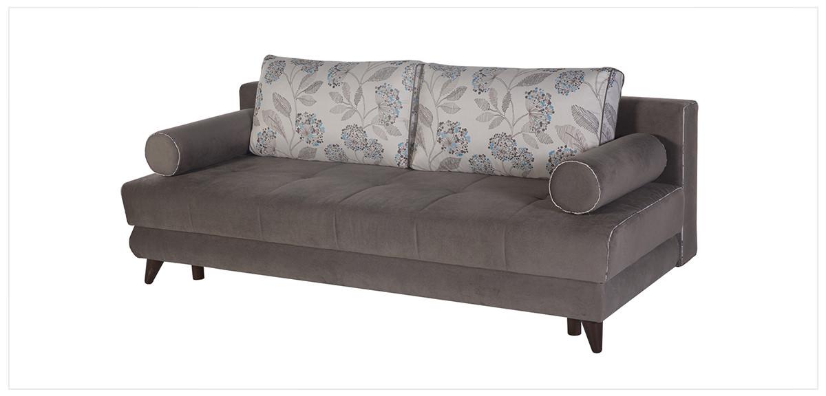. Stella Image Gray Sofa   2 Chairs Set by Sunset