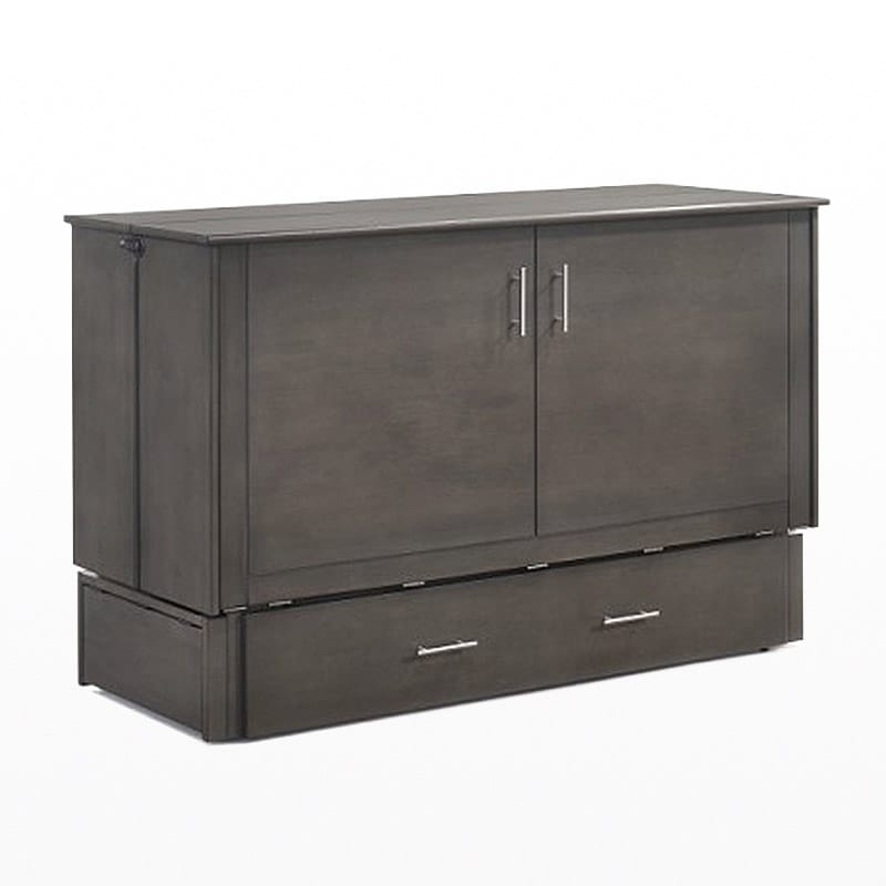 Sagebrush Queen Murphy Cabinet Bed Stonewash By Night Amp Day