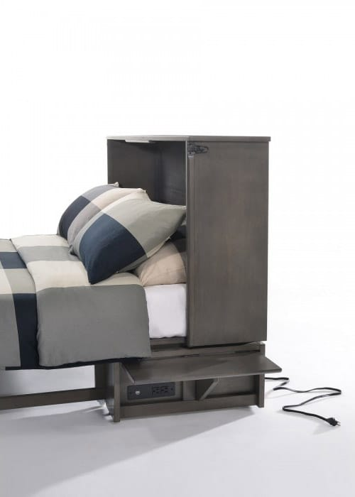 parksville mattress home cabinet beds opening bed