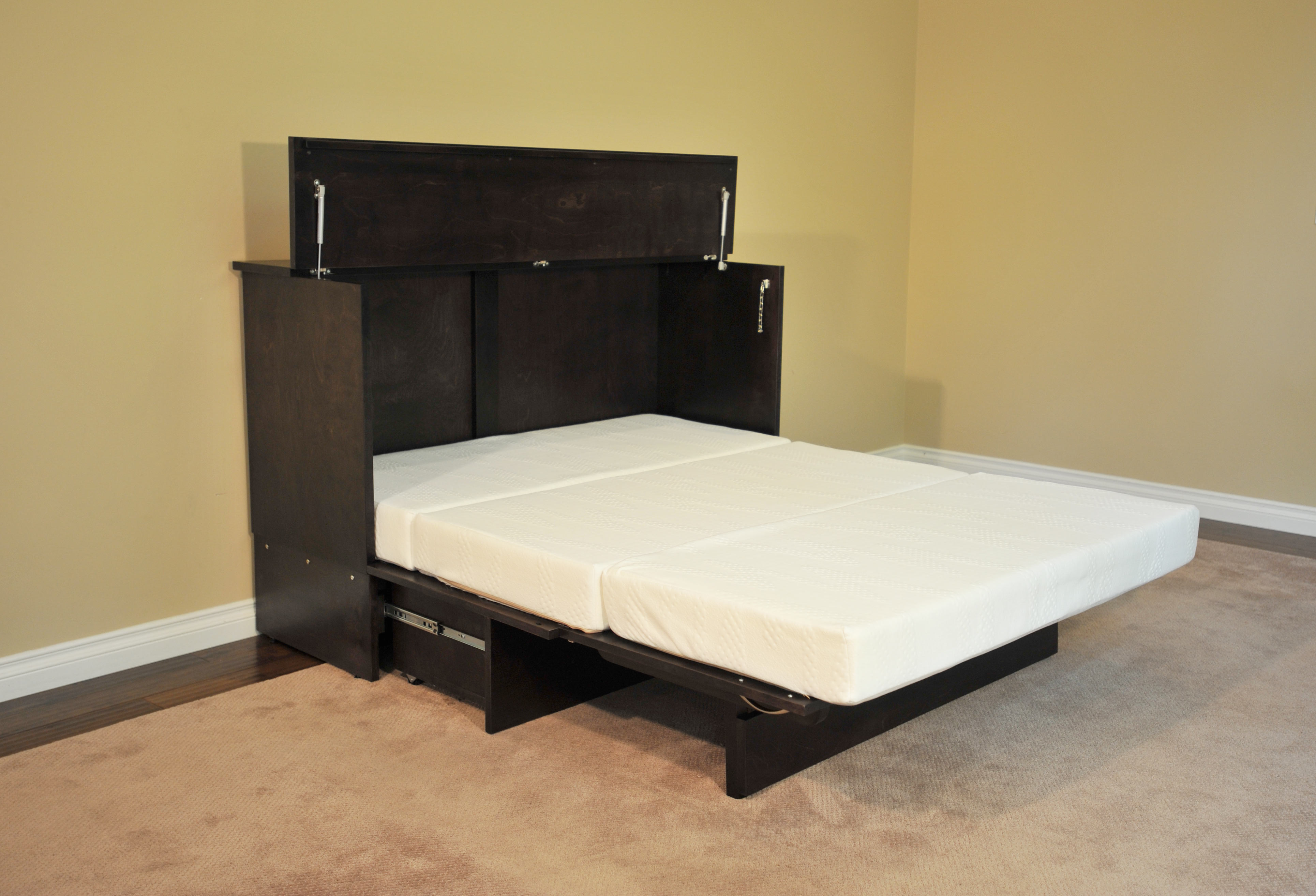Stanley Deluxe Cabinet Bed Murphy Bed By Cabinetbed