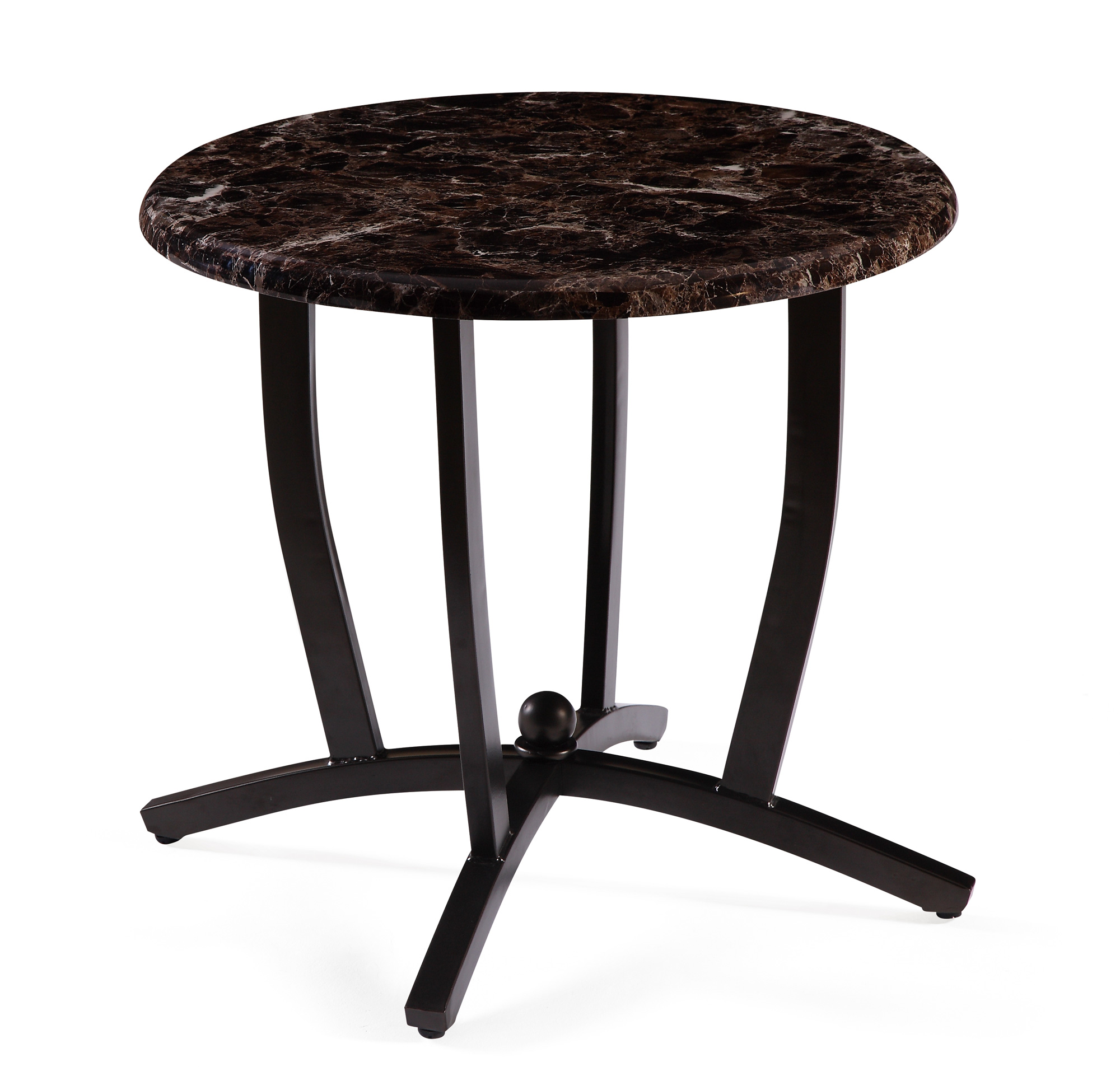 End Table T270e Rhombus Black By Global Furniture
