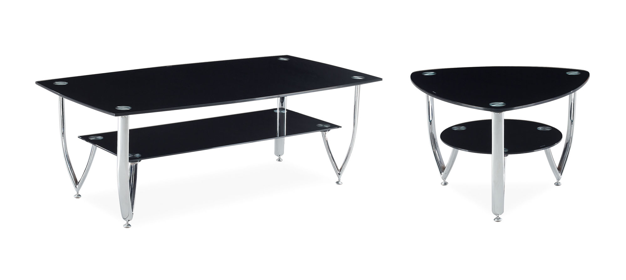 Coffee Table T601ct Black By Global Furniture