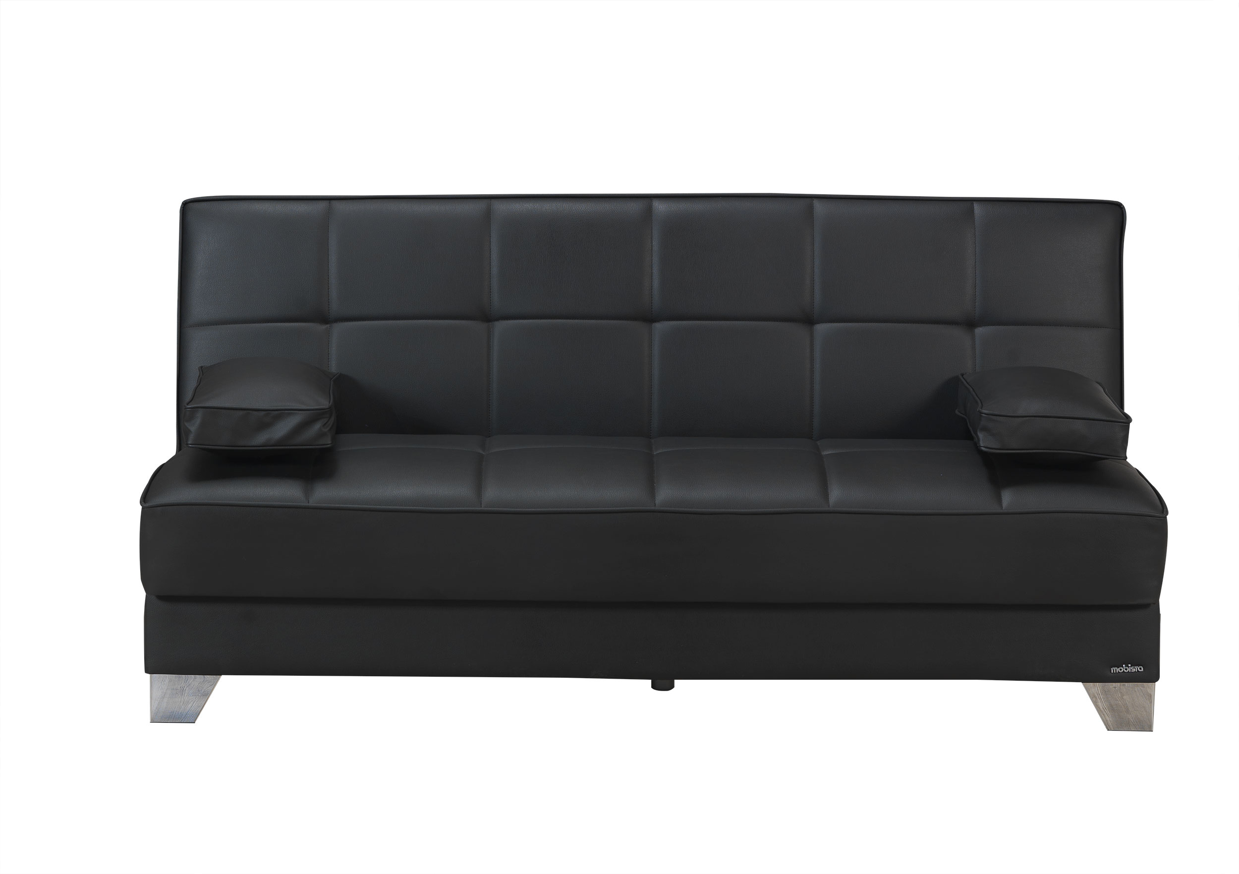 Tribeca Nyc Prestige Black Sofa Bed by Mobista