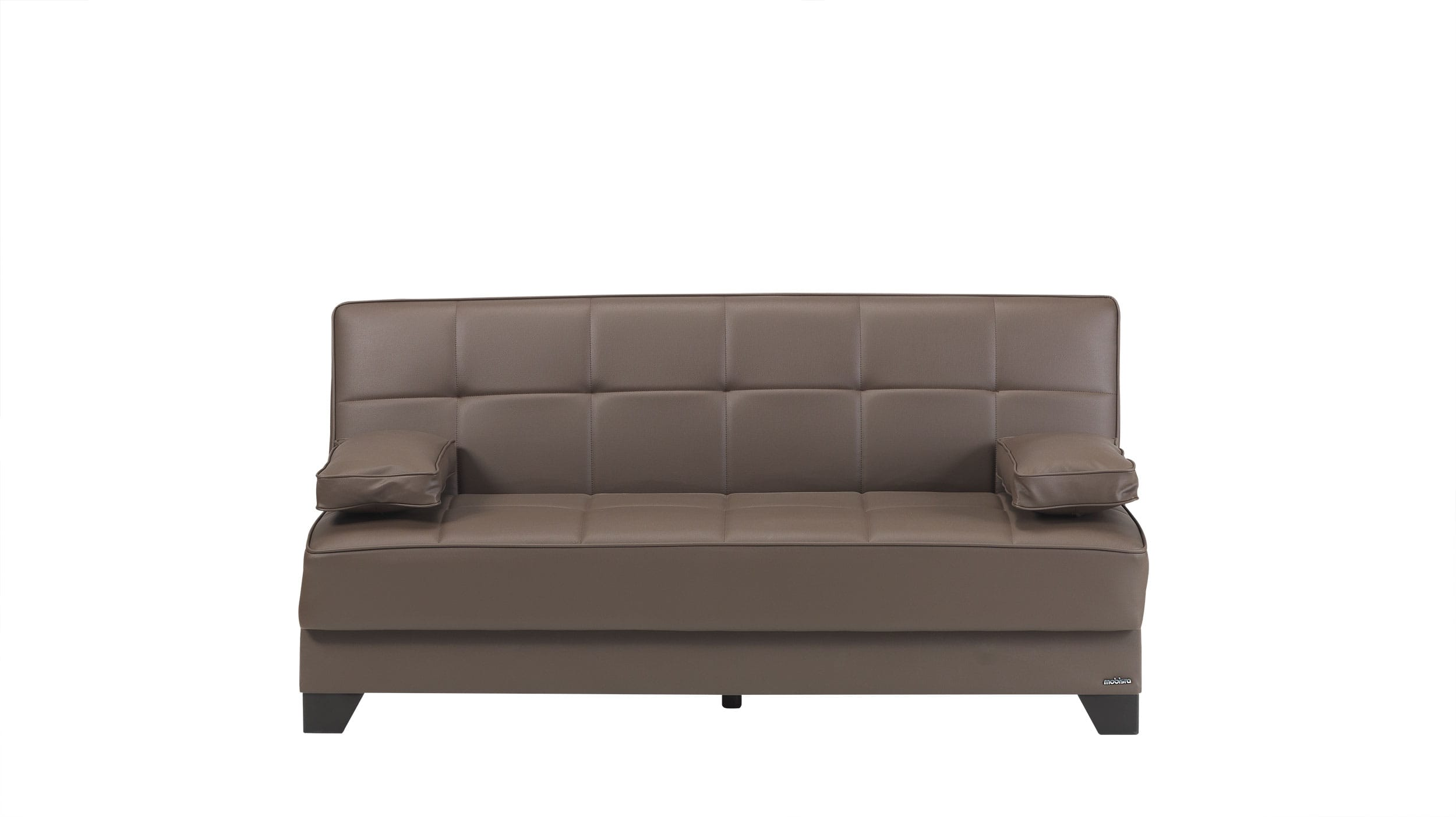 Tribeca Nyc Prestige Brown Sofa Bed