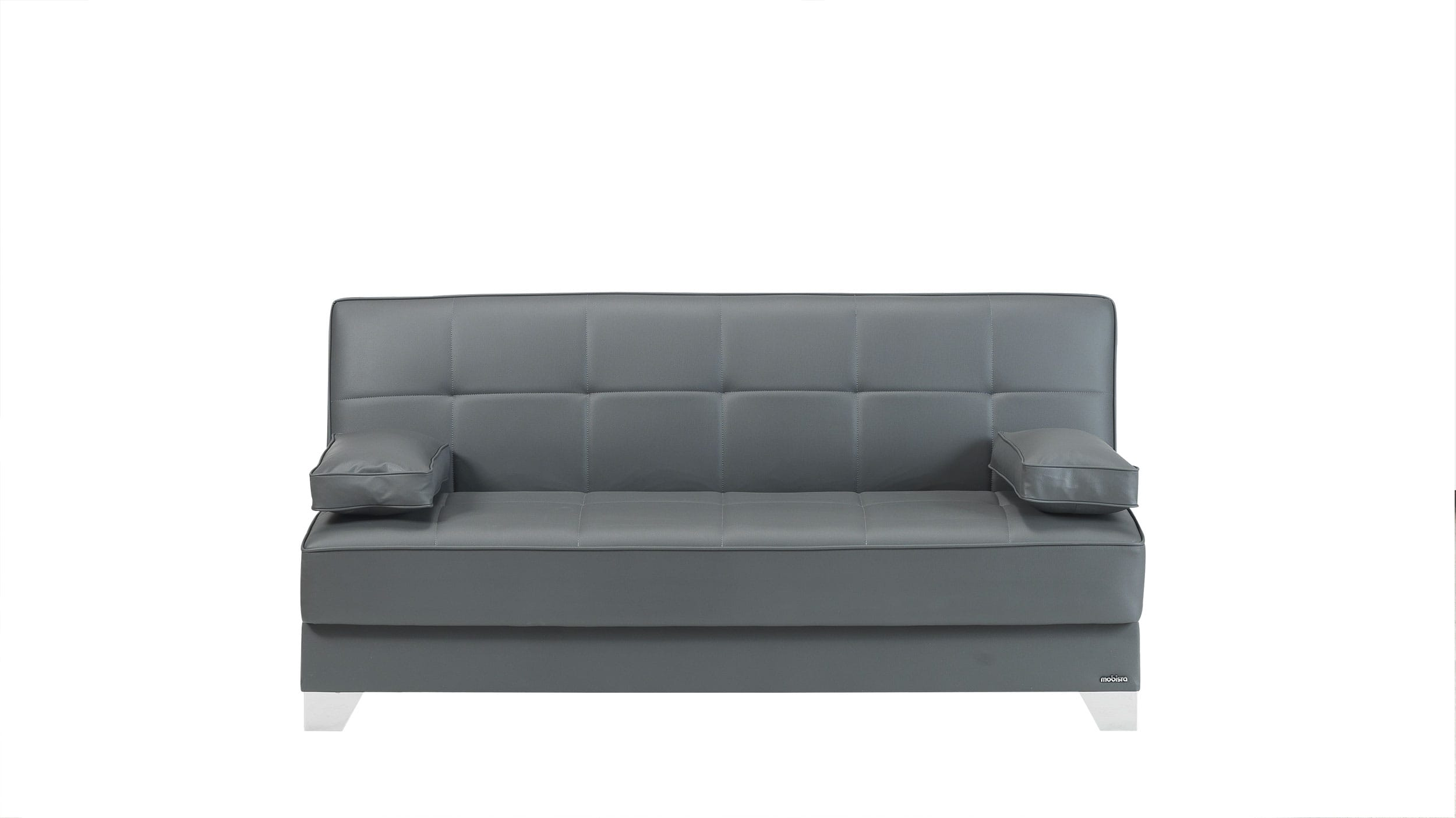 tribeca nyc prestige dark gray sofa bed by mobista rh futonland com sofa bed disposal nyc sofa murphy bed nyc