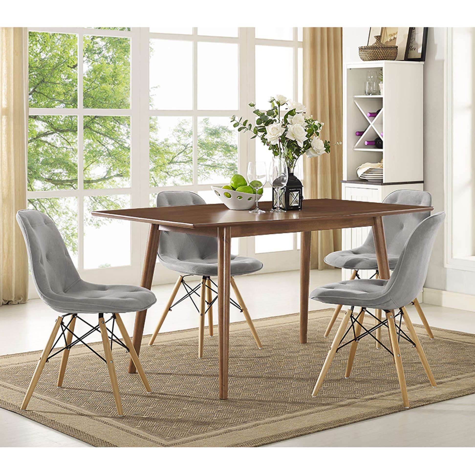 Mid century dining table - Mid Century Dining Table 53