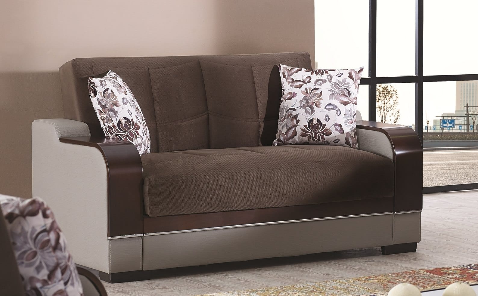 Texas Loveseat By Empire Furniture Usa