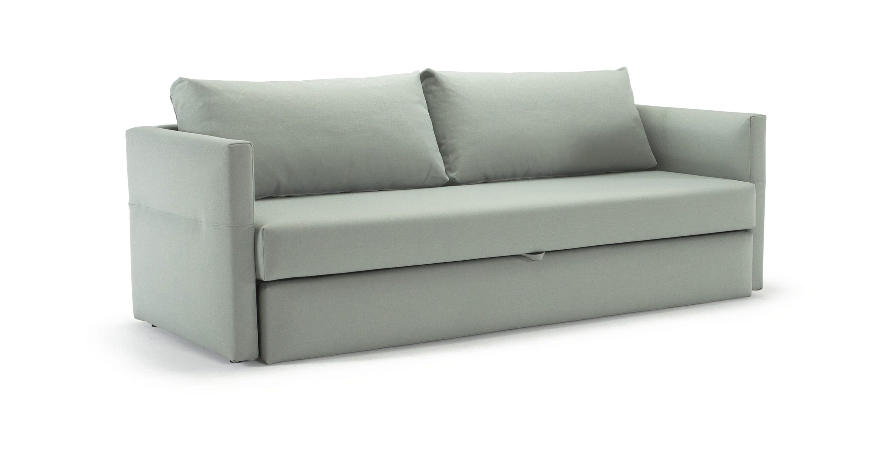 Toke Sofa Bed (Full Size) Coastal Nordic Sky By Innovation