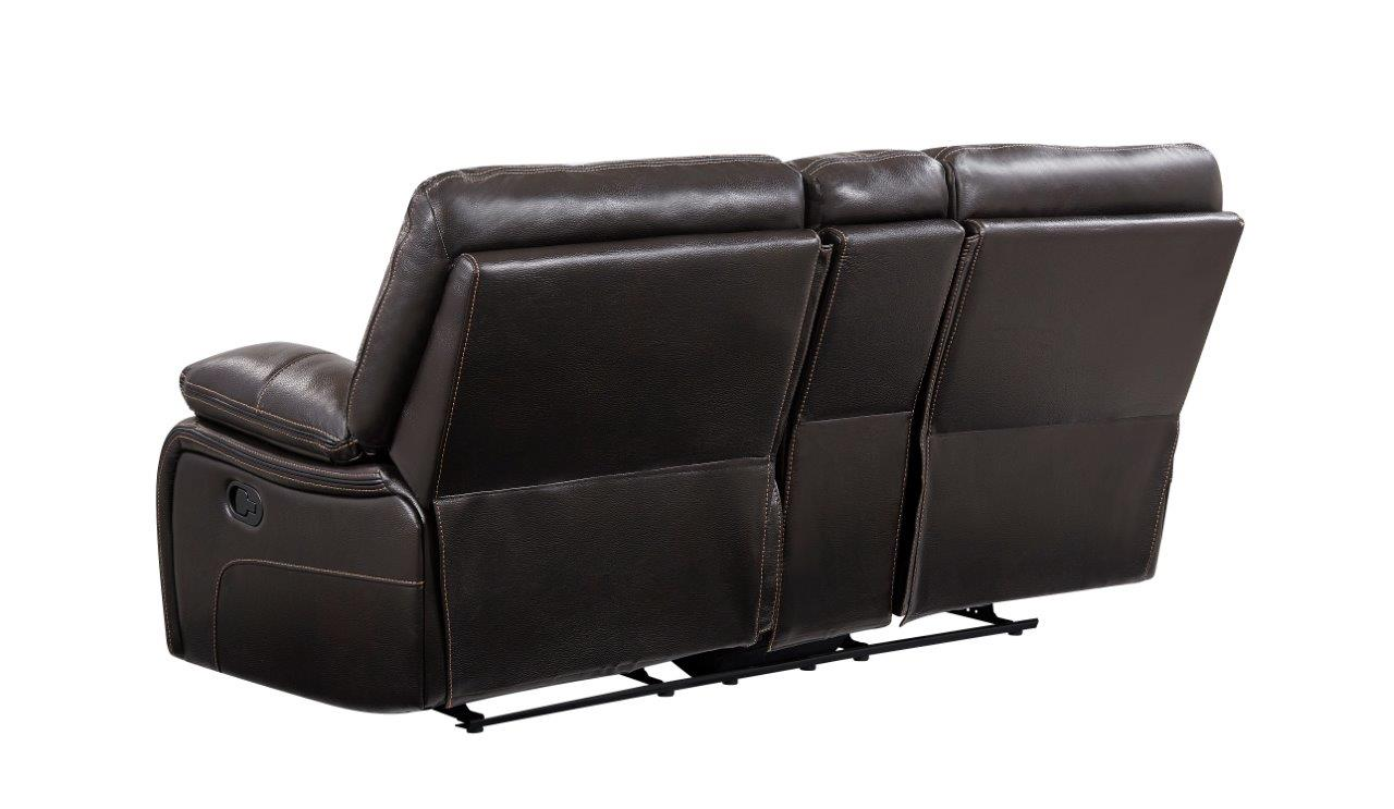 with port console seat black loveseat reclining usb products love power storage holders cup and furniture
