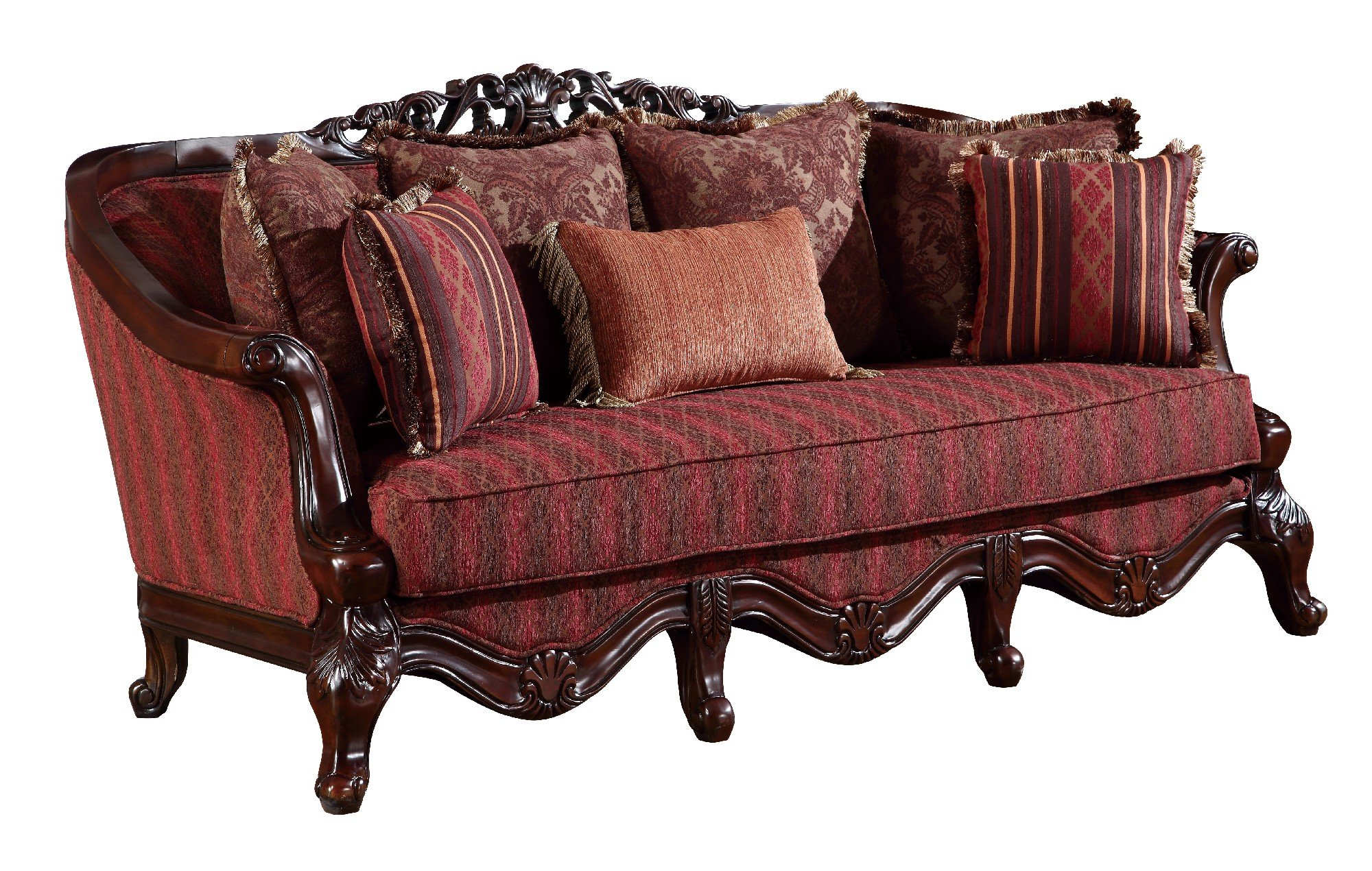Solid Wood Sofas Simple Detachable Small Sofa Single Solid