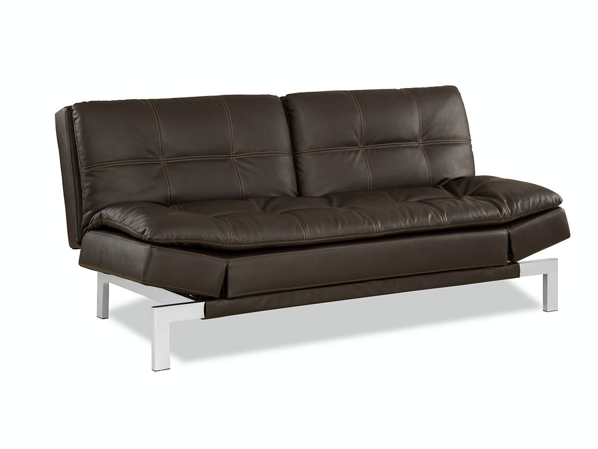 Valencia convertible sofa java by serta lifestyle for Outlet sofas valencia