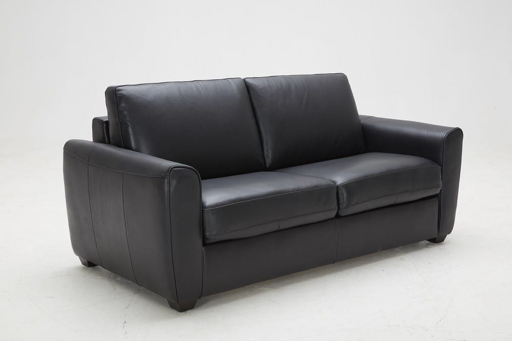 Ventura Premium Sofa Bed Black By J M Furniture