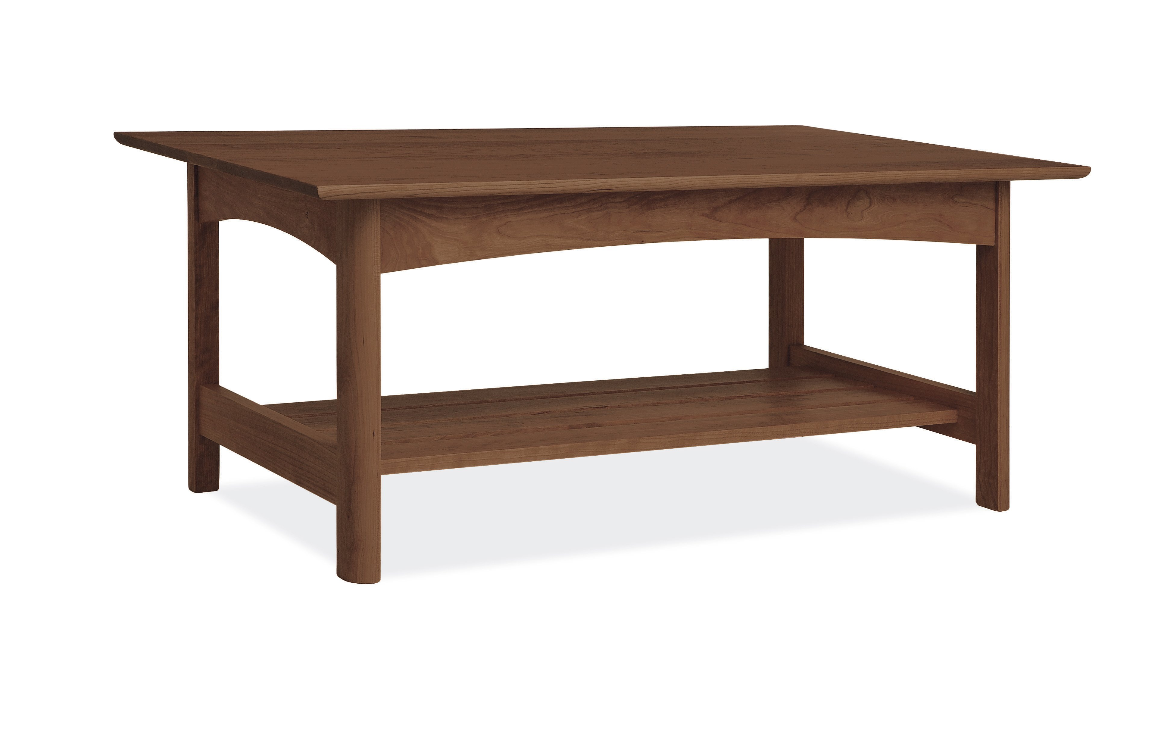 - Craftsman Wood Coffee Table By Vermont Handcrafted Furniture