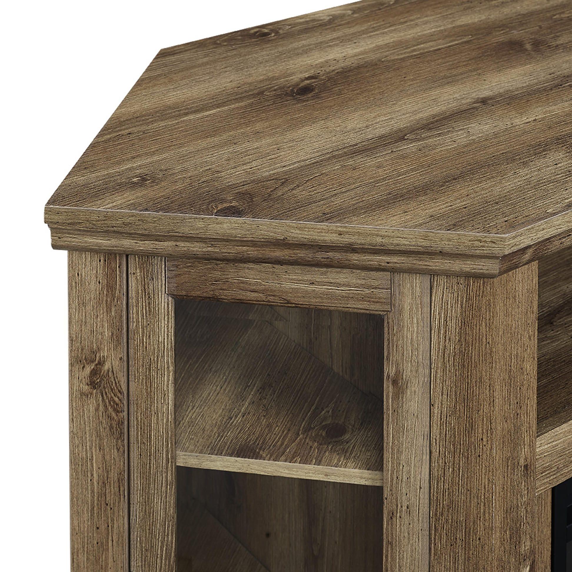 floating barnwood fireplace elegant shelves rustic grey room of living shiplap